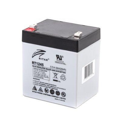 Аккумуляторная батарея 12В 4.5Aч (1 из 1)