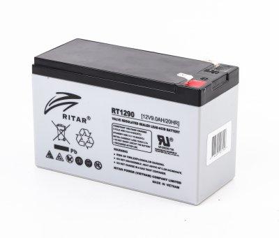 Аккумуляторная батарея 12В 9Aч (1 из 1)