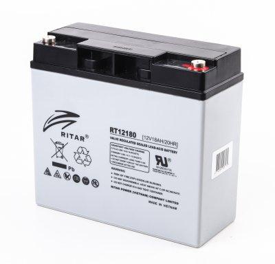 Аккумуляторная батарея 12В 18Aч (1 из 1)