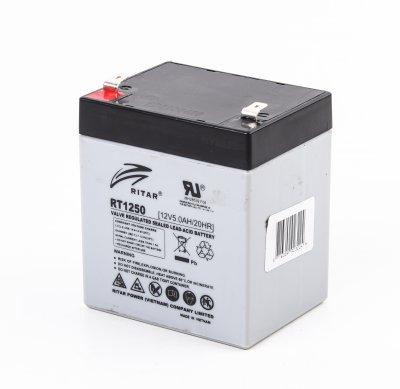Аккумуляторная батарея 12В 5Aч (1 из 1)