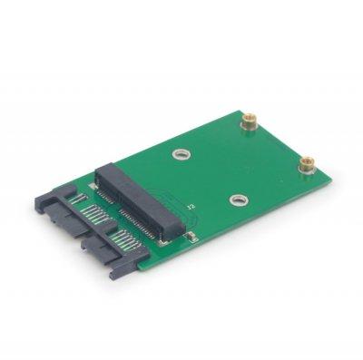 Адаптер Мини-SATA для твердотельного накопителя 1.8 дюйма Micro-SATA (1 из 3)