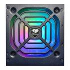 Блок питания 650W ARGB, 86% Efficience, APFC, 120mm ARGB Fan,  6 SATA+ 2PCI-E